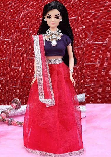 Kiyaa-Indian-Fashion- Doll