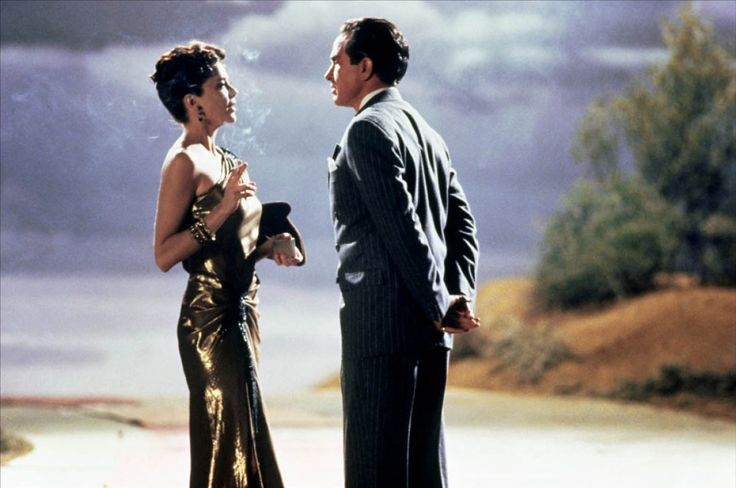 Annette Bening in BUGSY. There's another dress from this movie i love; will try to find it.