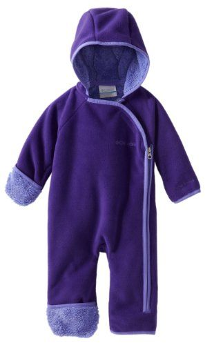 Columbia Unisex-Baby Infant Snow Monkey Bunting for only $37.60 You save: $12.40 (25%)