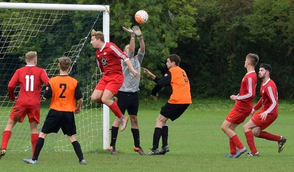 County football roundup http://www.cumbriacrack.com/wp-content/uploads/2016/10/Ibis-Reserves-v-Lunesdale-United-Reserves-Catherine-Allen.jpg The headline news in the Westmorland League was the withdrawal of Lunesdale United's first team from Division I.    http://www.cumbriacrack.com/2016/10/03/county-football-roundup-2/