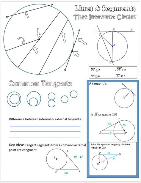 all worksheets chords secants and tangents in circles worksheets printable worksheets guide. Black Bedroom Furniture Sets. Home Design Ideas