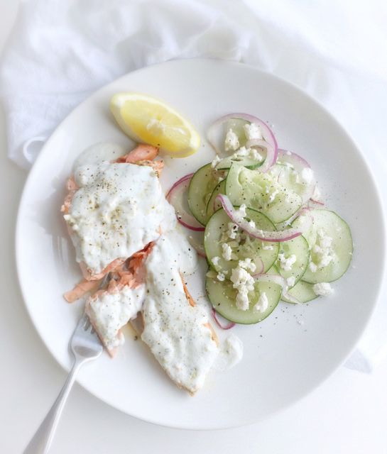 ... Dill Sauce on Pinterest | Lemon dill salmon, Lemon dill sauce and Dill
