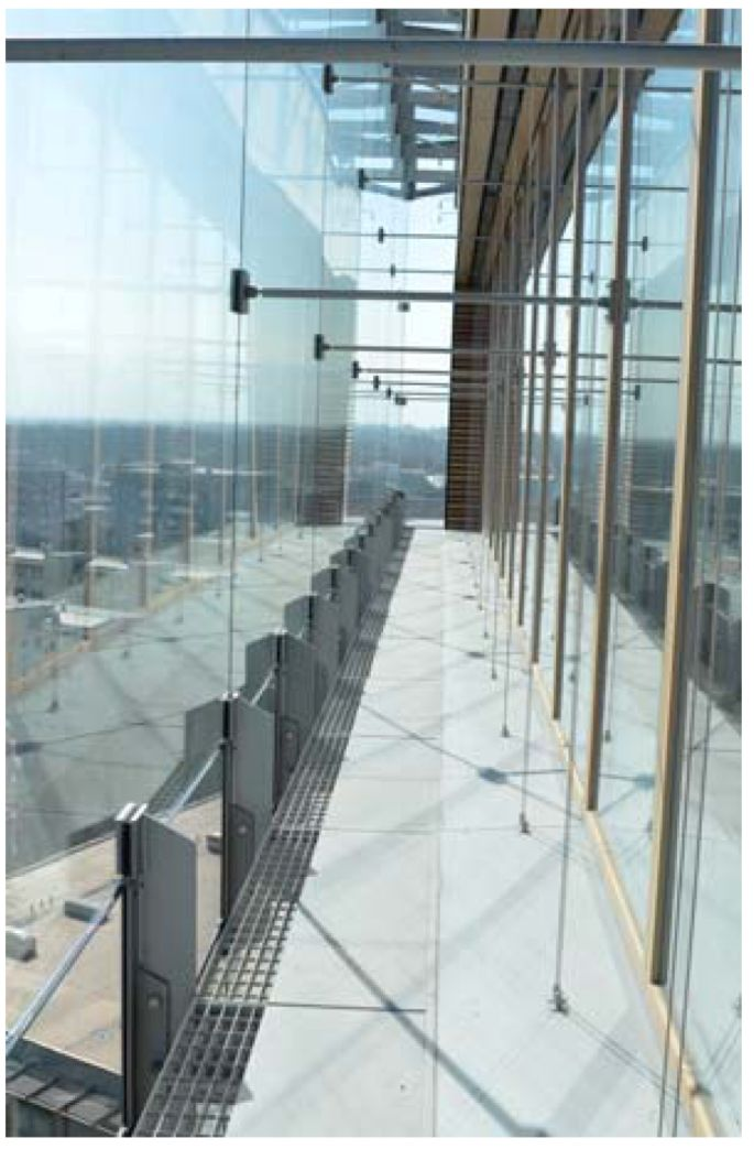 Double Skin Wall : Best images about double skin facades on pinterest