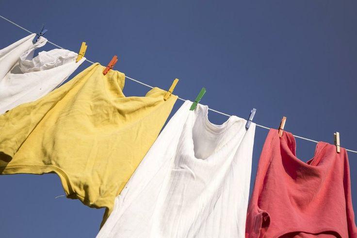 Recetas para quitar 17 tipos de manchas en la ropa