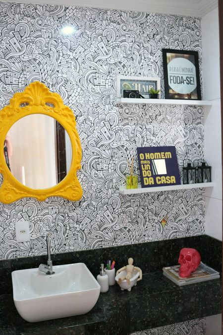 Estampa Adesiva City Material: Vinil adesivo Acabamento: Brilho - As estampas podem ser aplicados em superfícies planas sem porosidade e irregularidades como paredes, vidros, espelhos, azulejos, móveis, etc.
