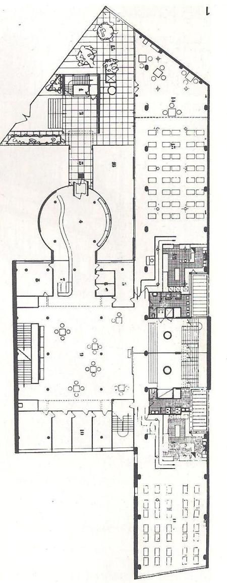 58 best images about floor plans on pinterest for Typical office floor plan