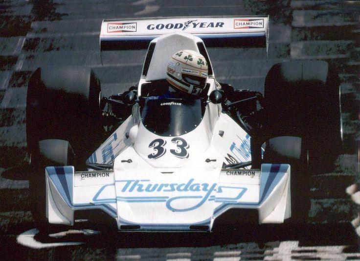 Damien Magee (RAM Racing) Brabham BT44B - Ford