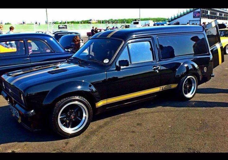 Mk2 Escort Van