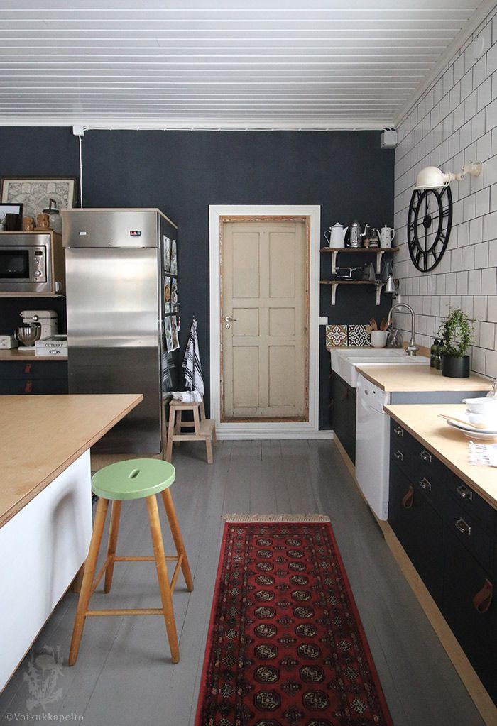 Kitchen http://voikukkapelto.blogspot.fi