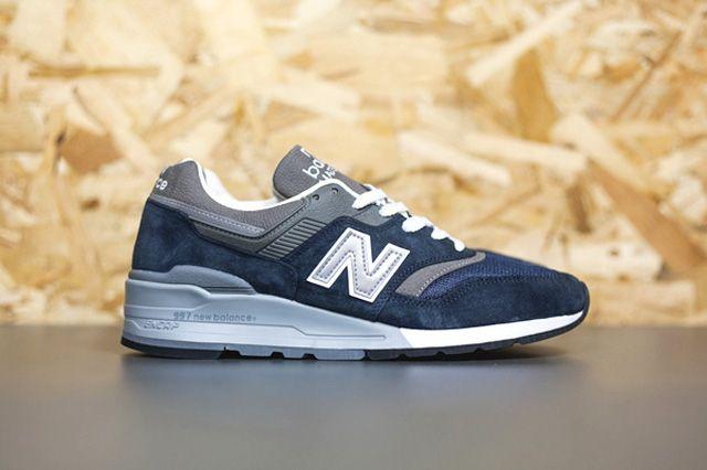 New Balance 997: Navy