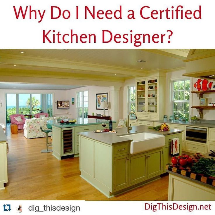 #lifeofadesigner #Repost @dig_thisdesign When Considering A New Kitchen Or  · Vero BeachThe ...