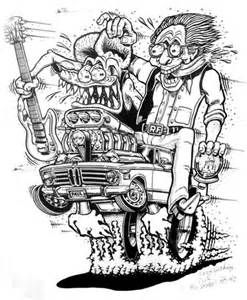 Rat Fink Coloring Pages Coloring Coloring Pages
