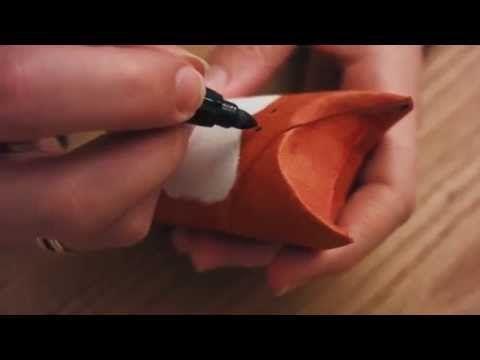 Vidéo bricolage: le renard - Coopération - Le magazine hebdomadaire de la Coop