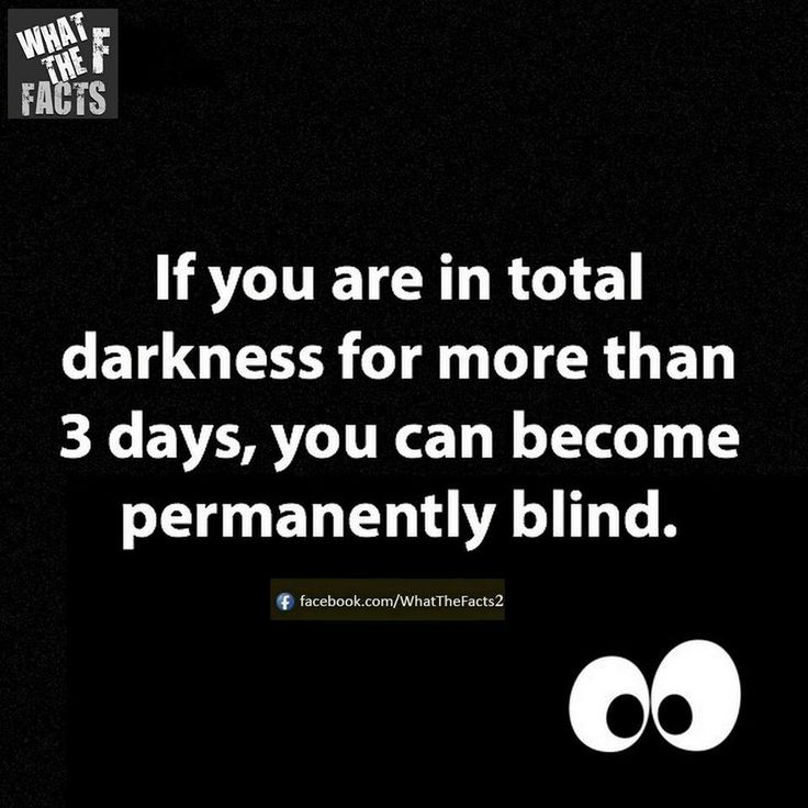 That's great.  Then why isn't Gollum blind?