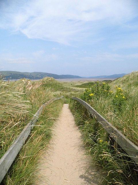 Ynyslas Nature Reserve, Ceredigion, Wales