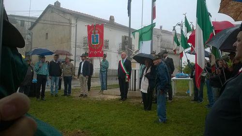Ad Ovindoli un Monumento per i soldati caduti durante i due Conflitti Mondiali