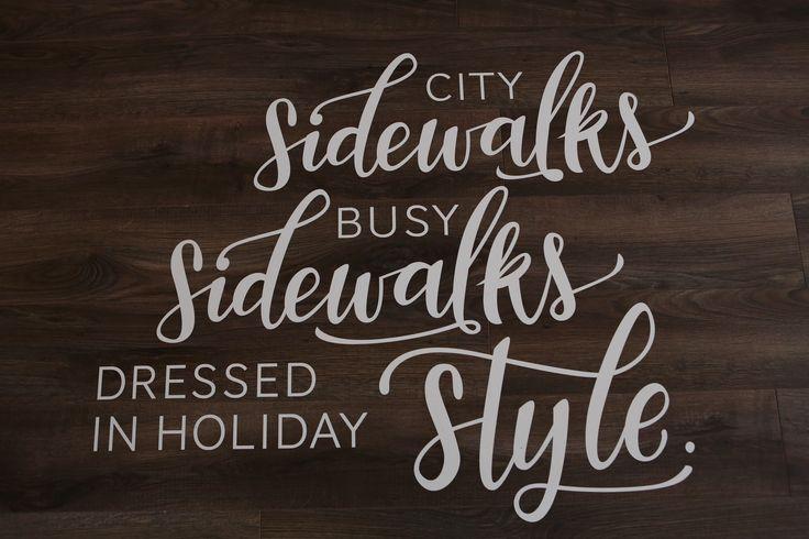 City Sidewalks ~ Busy Sidewalks ~ Dressed in {Poppy Barley} Stlye