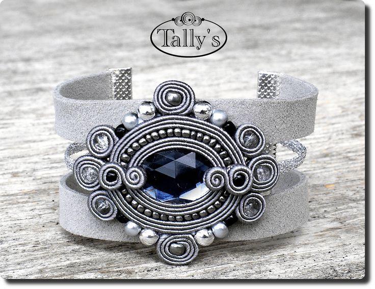 Braid Браслет и ремешок - ювелирные изделия, автор Tally - серебро булавки
