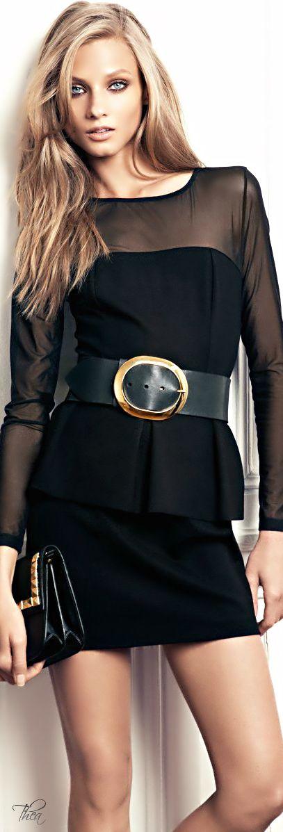 #street #fashion black dress @wachabuy
