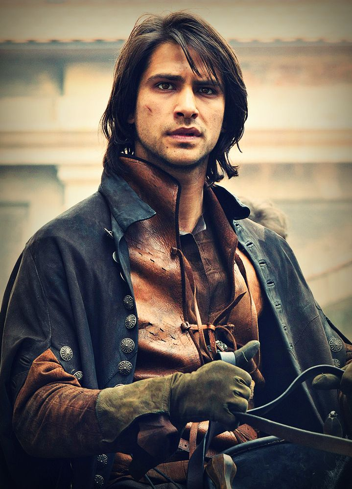 three musketeers The hot-headed young d'artagnan along with three former legendary but now down on their luck musketeers must unite and defeat a beautiful double agent and her villainous employer from seizing the french throne and engulfing europe in war.