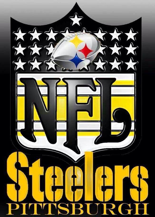 NFL - Pittsburgh Steelers Logo