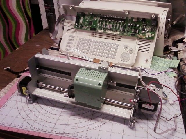 If you have problems with your cricut and it is not under warranty, you are out of luck.  They will tell you to buy a new one.  This site might help you be able to repair it.