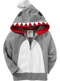 i am such a sucker for baby shark...this hoodie is so happening!