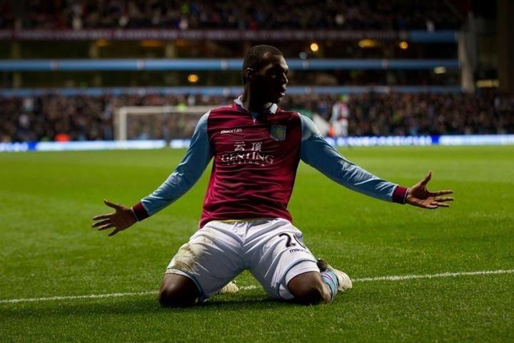 Aston Villa Christian Benteke!!!!!!