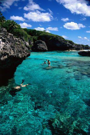 Abenteuer in Niue: Eine Einführung in ein pazifisches Wunderland