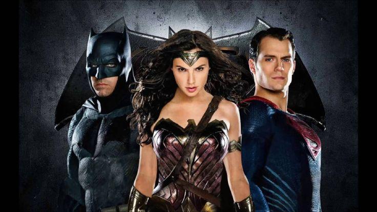 Metahumans - Hans Zimmer & Junkie XL - Batman V Superman Unreleased Scor...