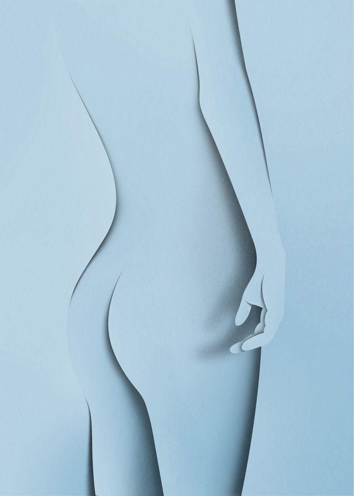 Digital Illustrations by Eiko Ojala | Yellowtrace.