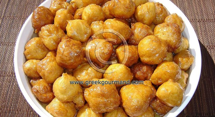 Greek Food Recipes and Reflections: Loukoumades, The Ancient Olympic Treat (Λουκουμάδες)