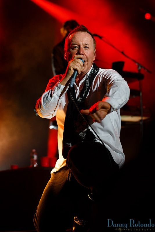James Kerr - Simple Minds