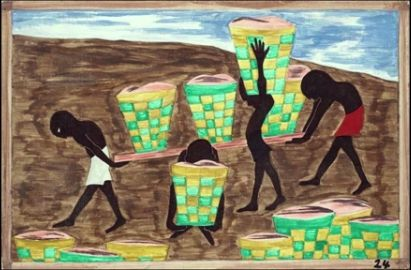24.Child labor and a lack of education was one of the other reasons for people wishing to leave their homes.