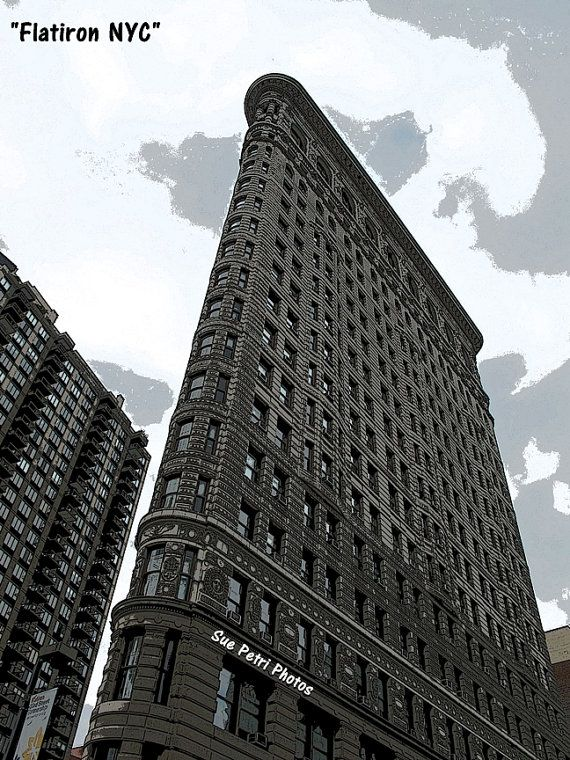 New York Photography  Black and White Photos  by SuePetriPhotos, $55.00