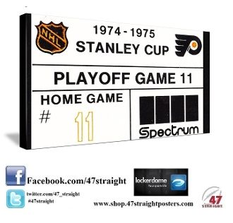 Philadelphia Flyers Fathers Day Gifts, Philadelphia Flyers memorabilia. Best Father's Day Gifts for Flyers fans! #47straight Sports ticket art. The 1974 Stanley Cup Champions. 47 STRAIGHT.™  Best game room art for sports fans!http://47straight.lockerdome.com/ Father's Day sports gifts. Follow us on Lockerdome!