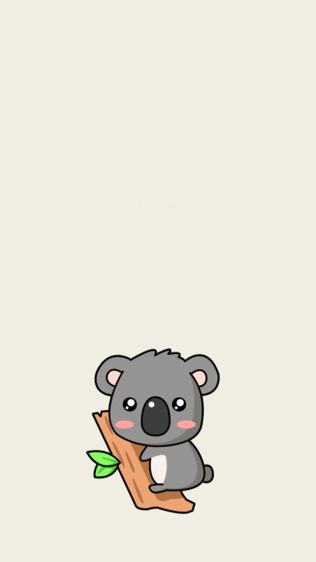 Koala Wallpaper Kartun