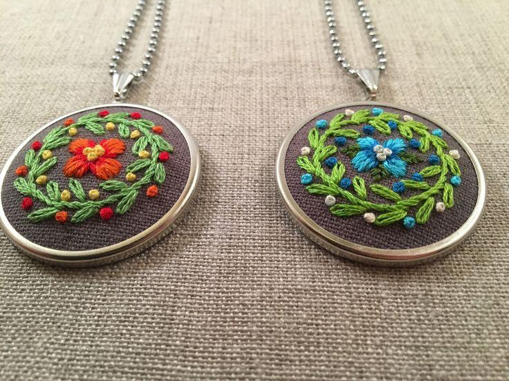 An embroidery blog. MooshieStitch