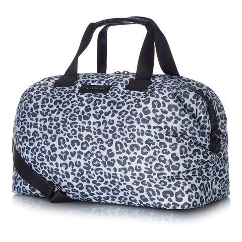 Tiba + Marl – Raf holdall – leopard FOR MUM!!
