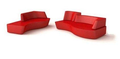 Mumble: divano da riflessione per Felice Rossi - 100casa