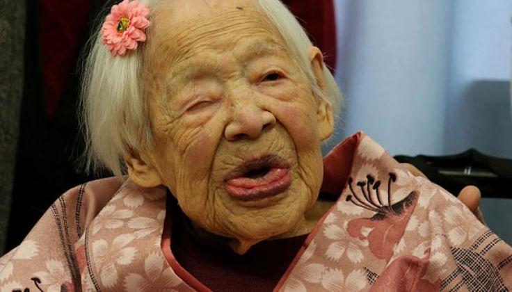 World's Oldest Person Misao Okawa dies at 117