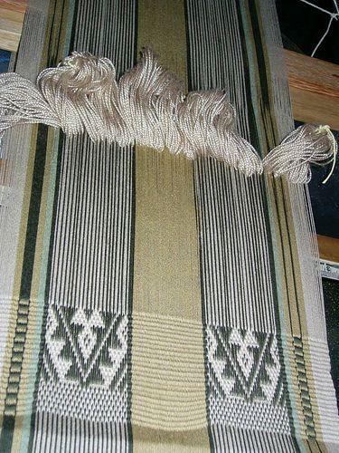 Curso telar aborigen - Salto (Bs As)