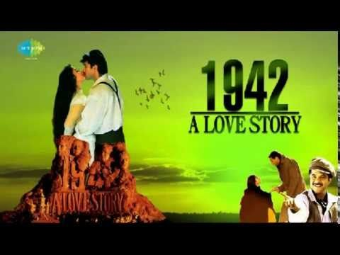 Kuchh na kaho happy hindi movie song kumar sanu 1942 a love story 1994