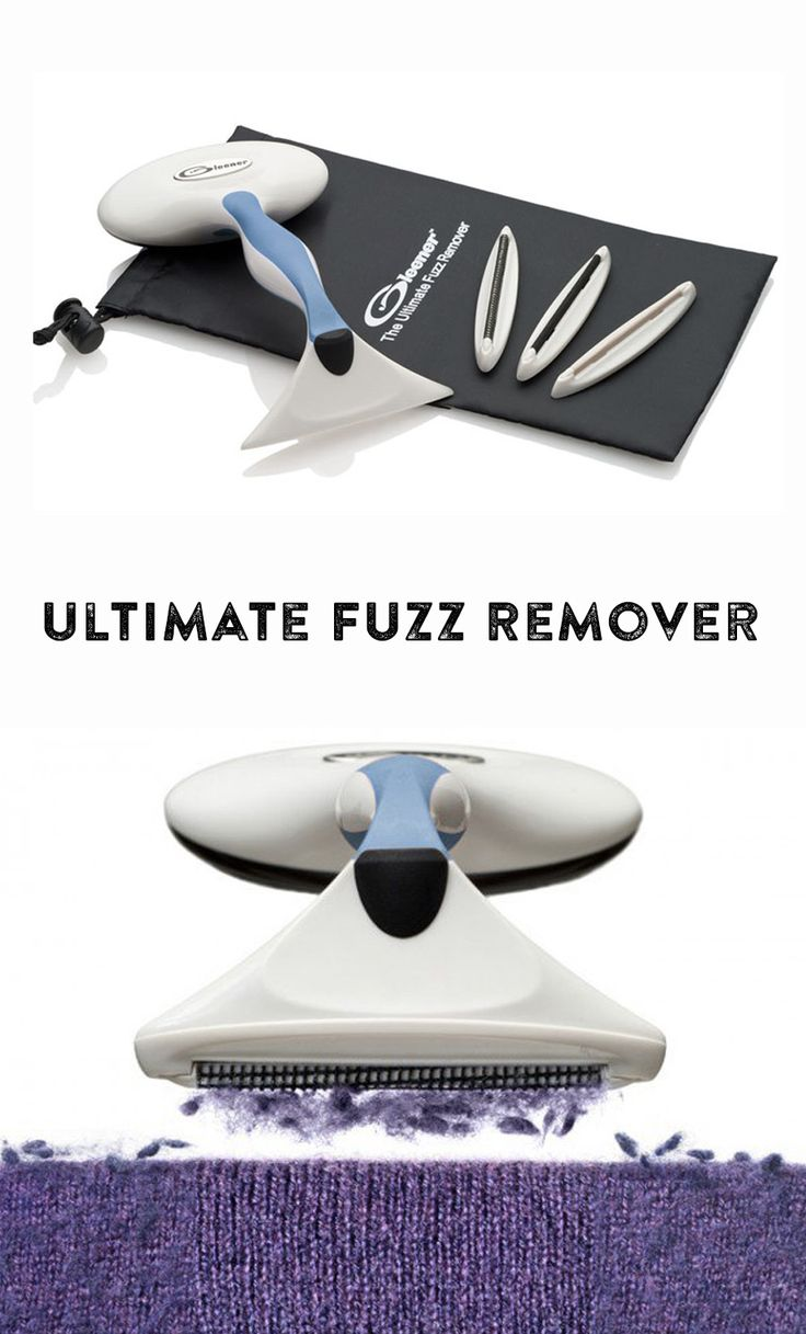 Eliminates unsightly fuzz and lint. Three specifically designed fabric-sensitive attachments to get rid of fuzz, pills and balls from almost any kind of fabric, fiber or knit. No motor. No batteries required. Comes with 2 sets of attachments.