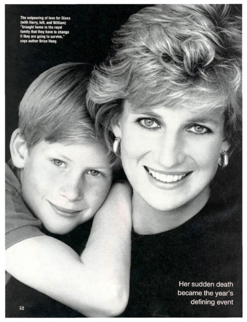 Prince Harry Lady Diana - what a beautiful picture!