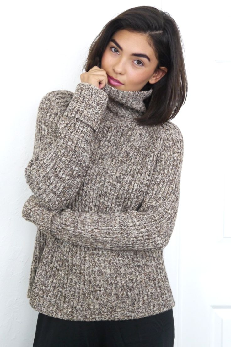 Taylor Turtle Knit from ShopMika
