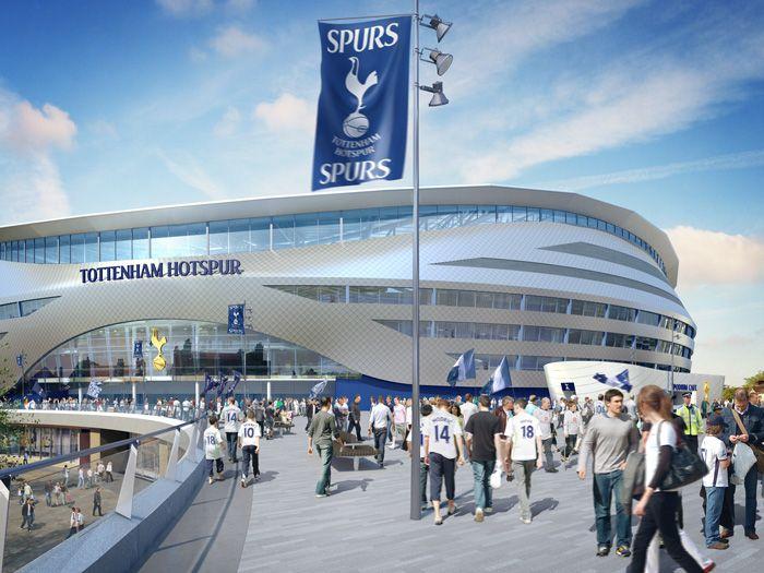Tottenham Hotspur FC Stadium
