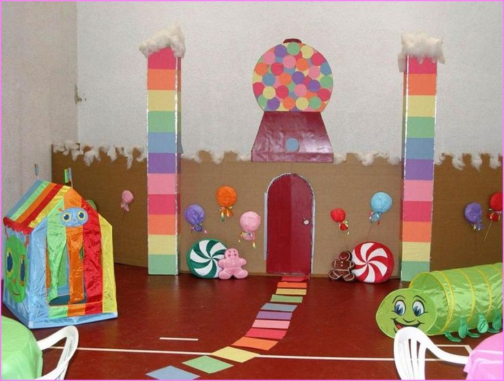 Candyland Party Decorations Ideas Birthday Ideas