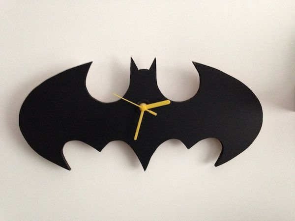 Batman Wall Clock style