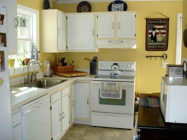 Best 20 Yellow Kitchen Paint Ideas On Pinterest